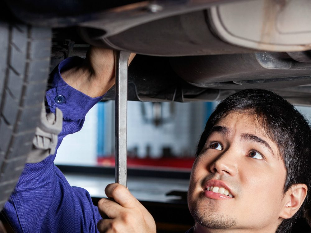 Problem #5: It Could Be Hard to Find a Good Mechanic