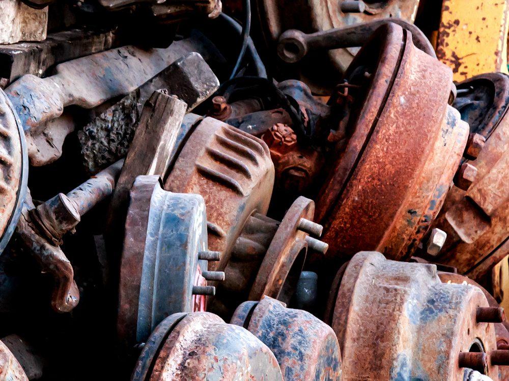 5. Beware of Rust