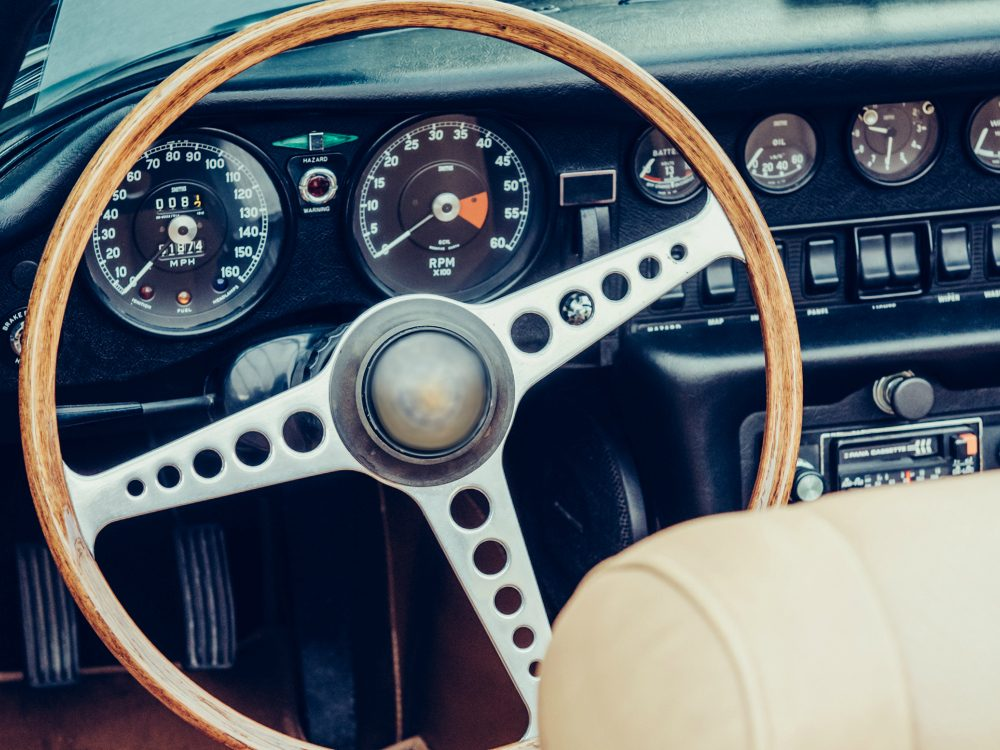 THE CHALLENGES OF CLASSIC CAR OWNERSHIP
