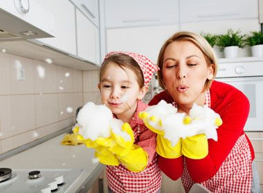 5 Things To Clean Your Home