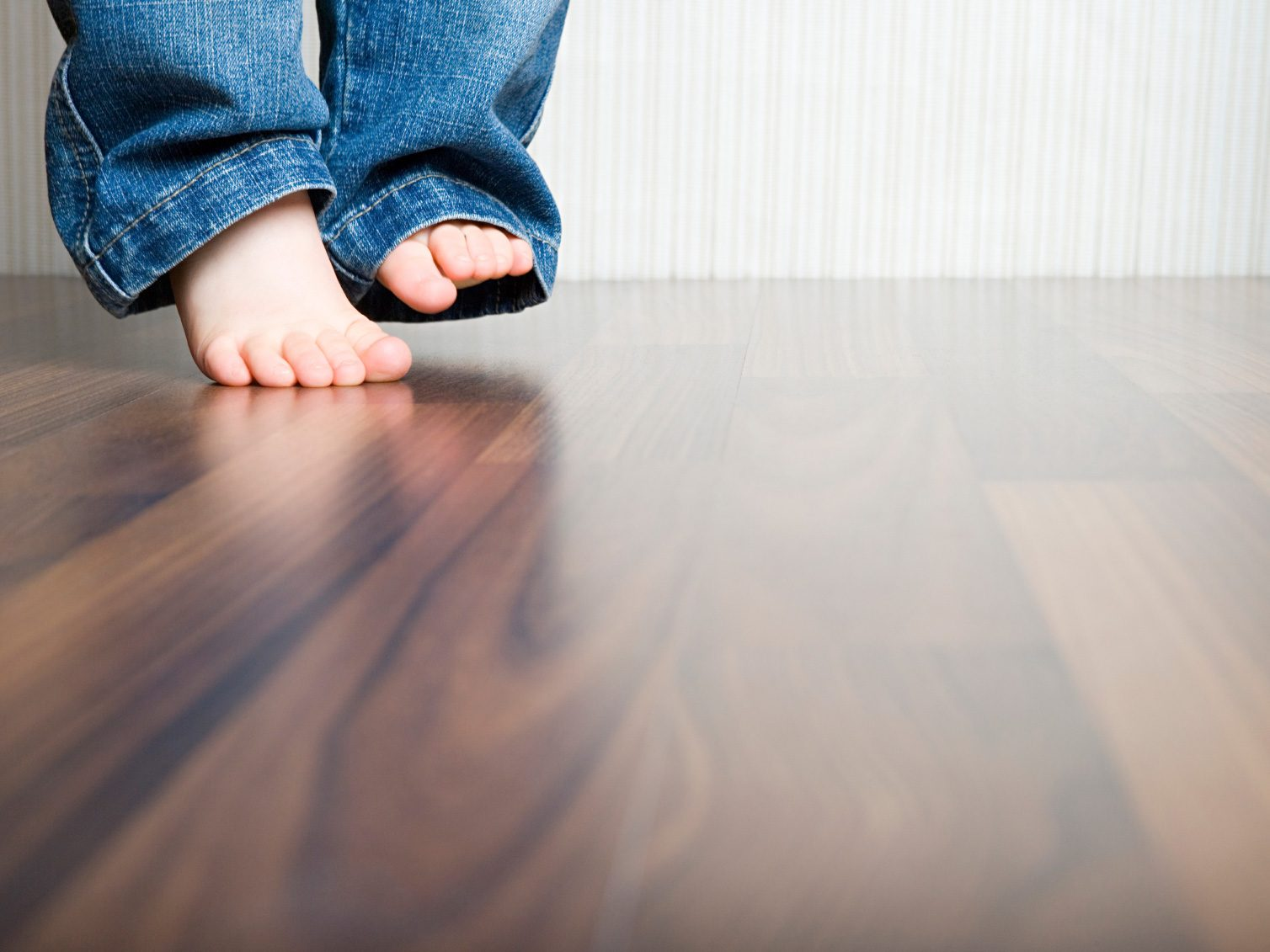 Treat Your Wood Floors Right