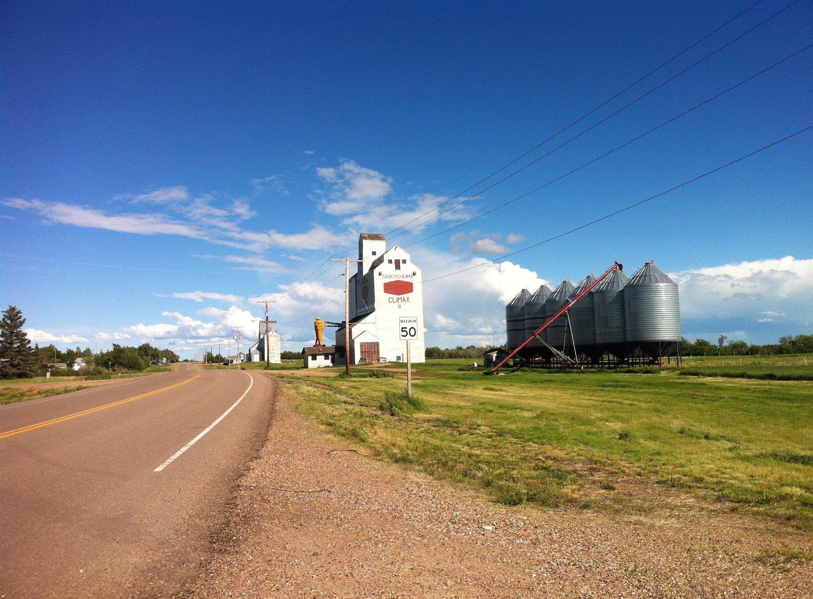 Climax, Saskatchewan.