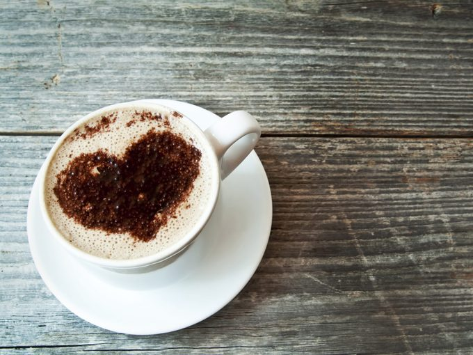 How to Cut Calories Out Of Your Coffee Break
