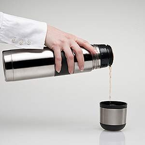 2. Clean a Thermos