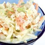 No-Mayonnaise Creamy Coleslaw
