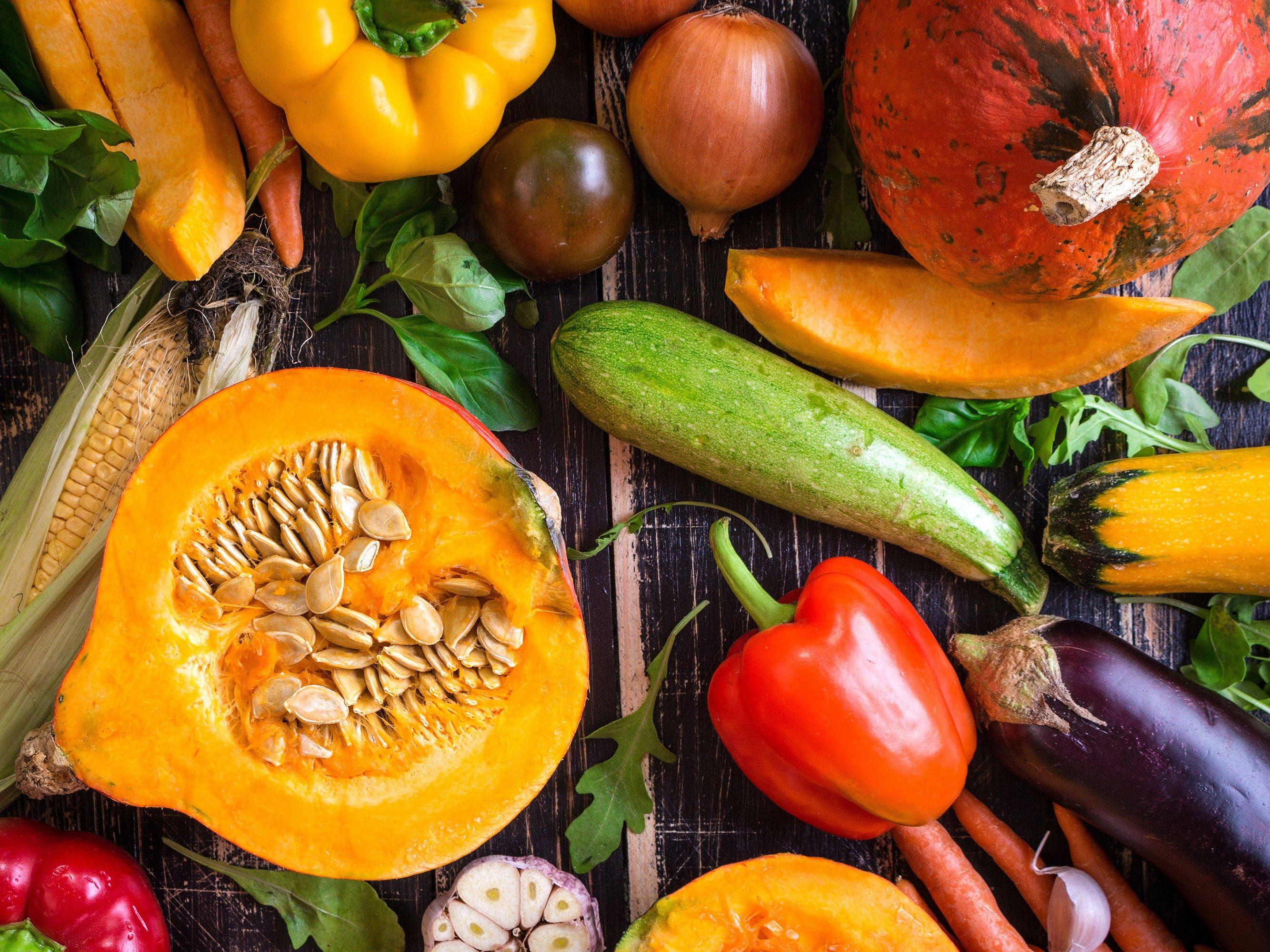 Healthy Holiday Tip: Eat Plenty of Vegetables