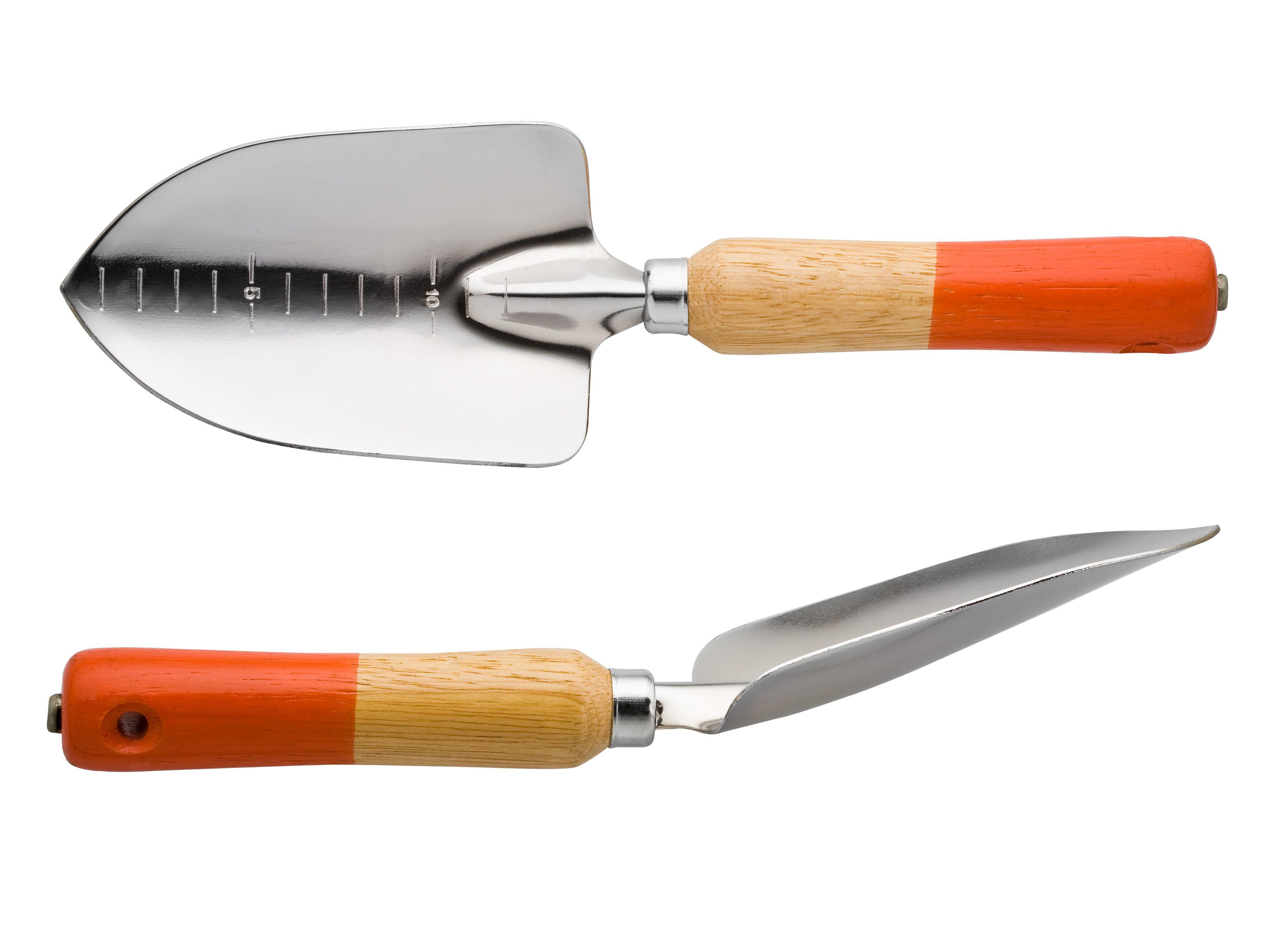 11. Envisagez des outils de jardin colorés
