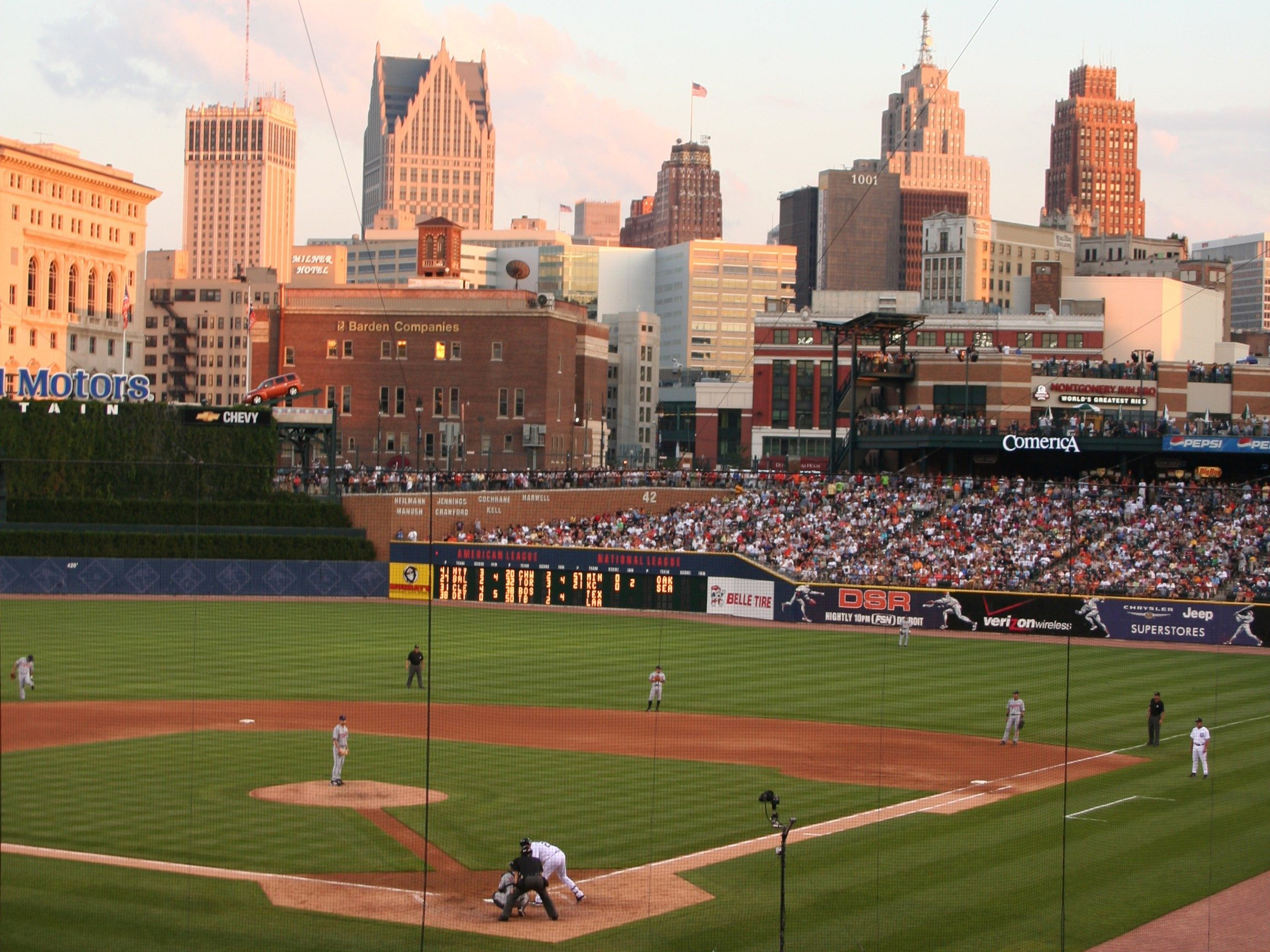 8 Of The Best Major League Baseball Parks