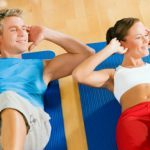 Work out with your partner this Valentine's Day