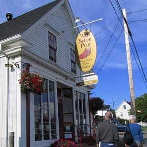 1. Sip a Pint at The Red Shoe Pub