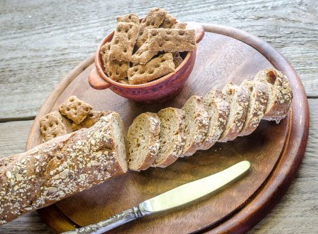 Switch to Whole-Grain Crackers