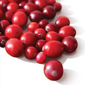 Key Ingredients: Pomegranates and Cranberries