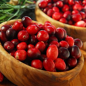 Fresh Breath Tip: Cranberries