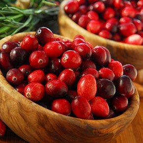 Fresh Breath Tip: Cranberries