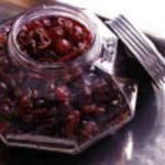 Cranberry-Orange Conserve