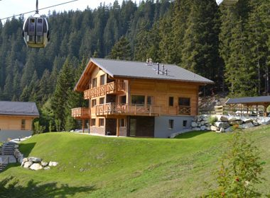 Crans Luxury Lodges, Switzerland
