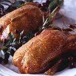 Crisp Roasted Ducklings