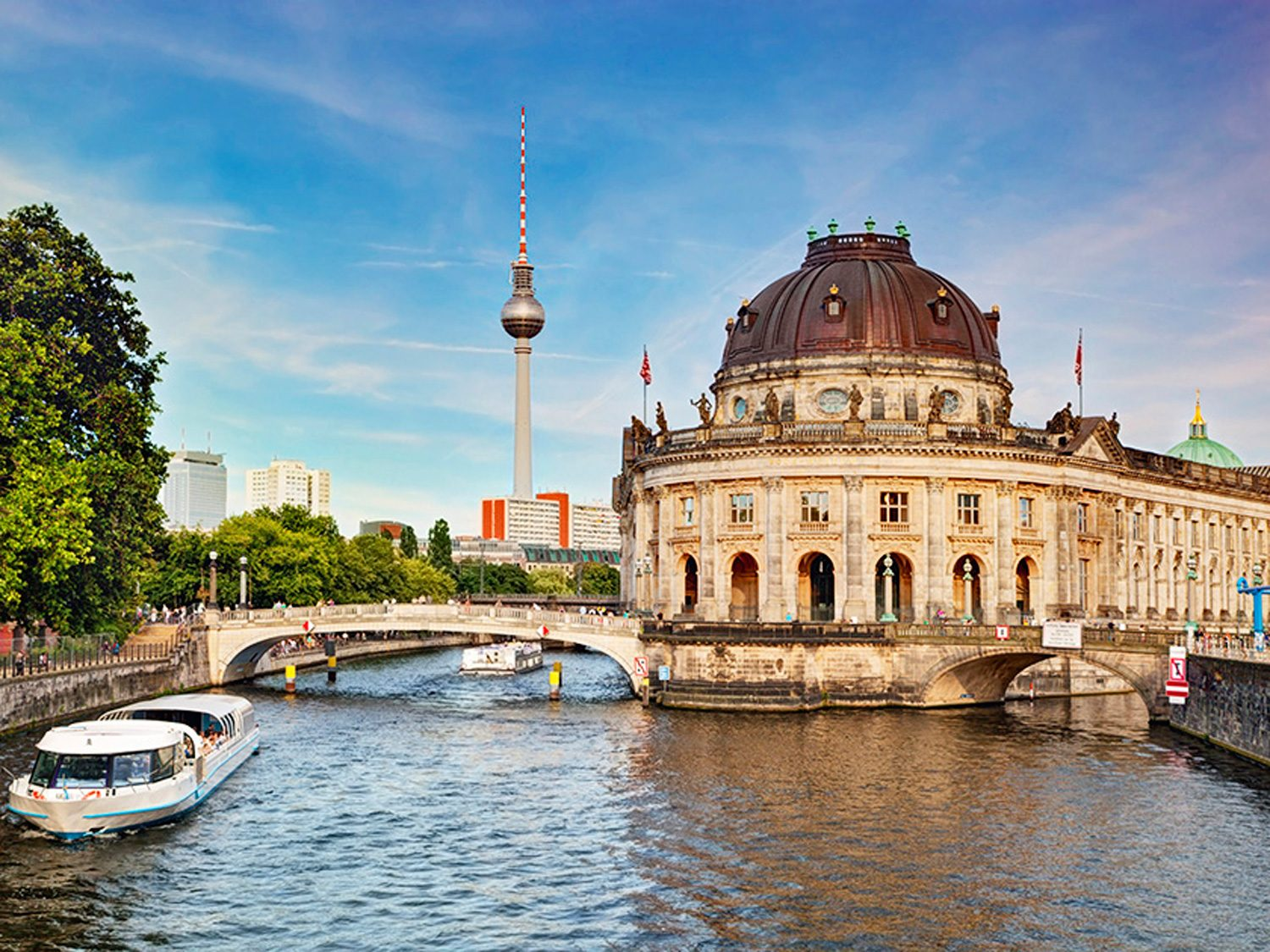 Best Views: Cruise on the Spree River