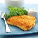 Crumbed Fish With Tartar Sauce