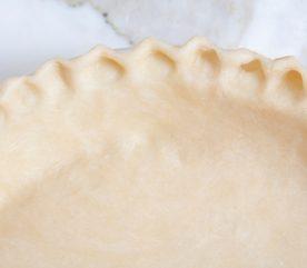 Basic Double Crust Pie Pastry