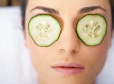 Easy Eye Perk-Up #5: Cucumber