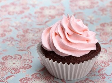 Chocolate-Zucchini Cupcakes with Buttercream Icing