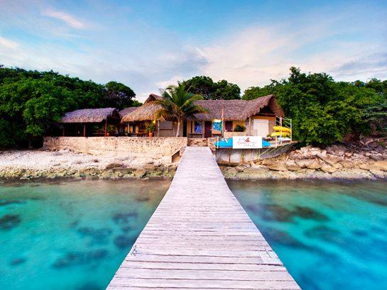 Curacao's Kura Hulanda Lodge & Beach Club