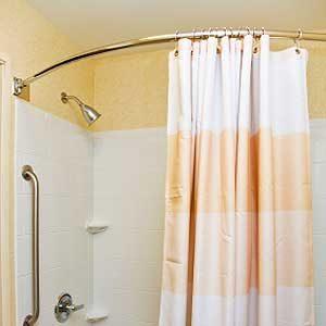Get Mildew-free Shower Curtains