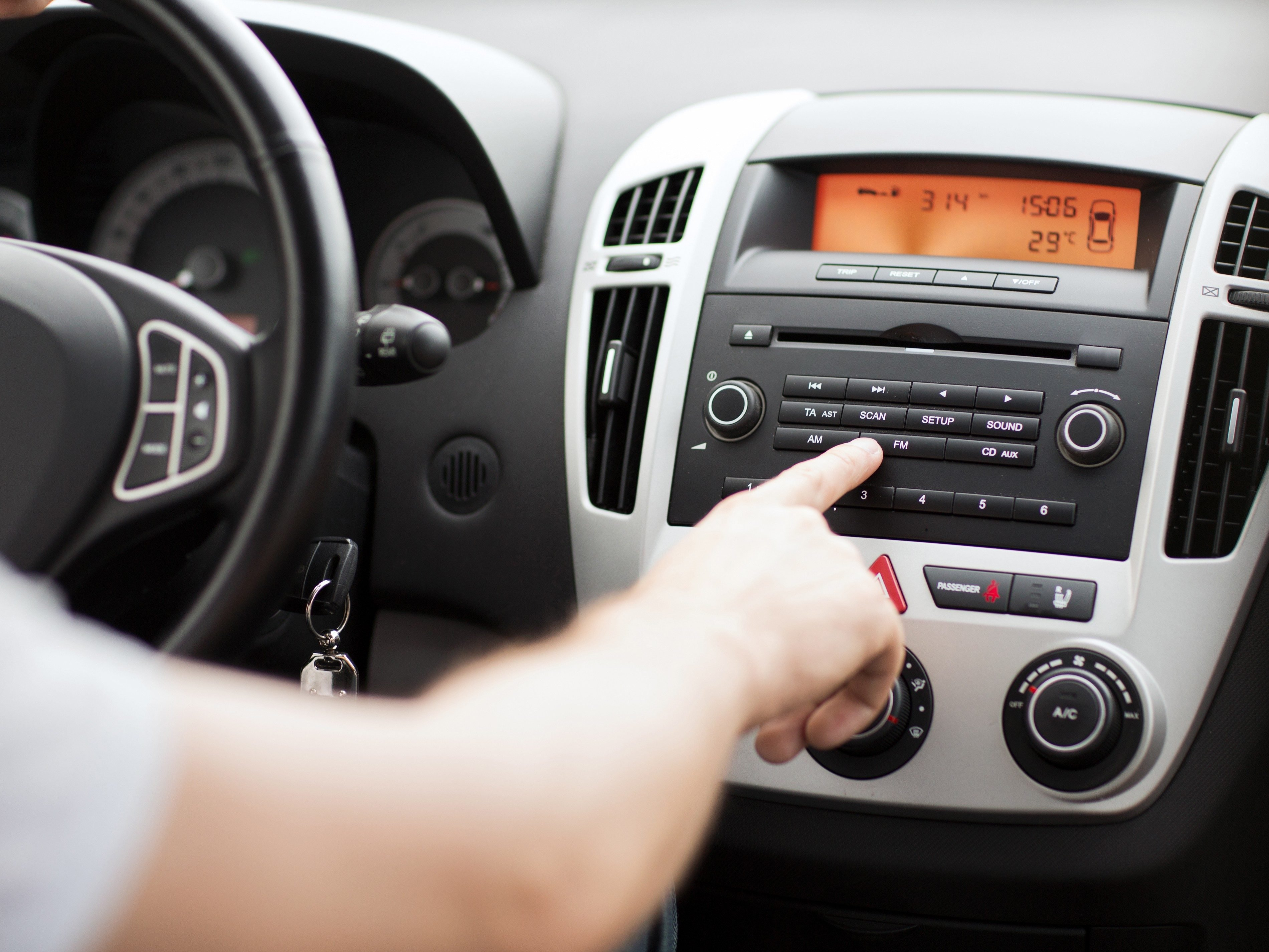 Decide whether you want HD radio