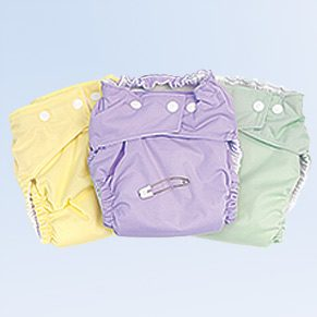 3. Diapers