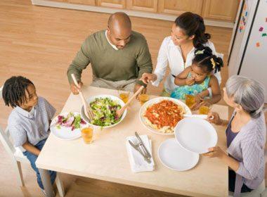 1. Set Dinner Time