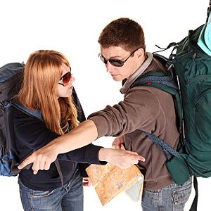 2. You Travel with the Wrong Person