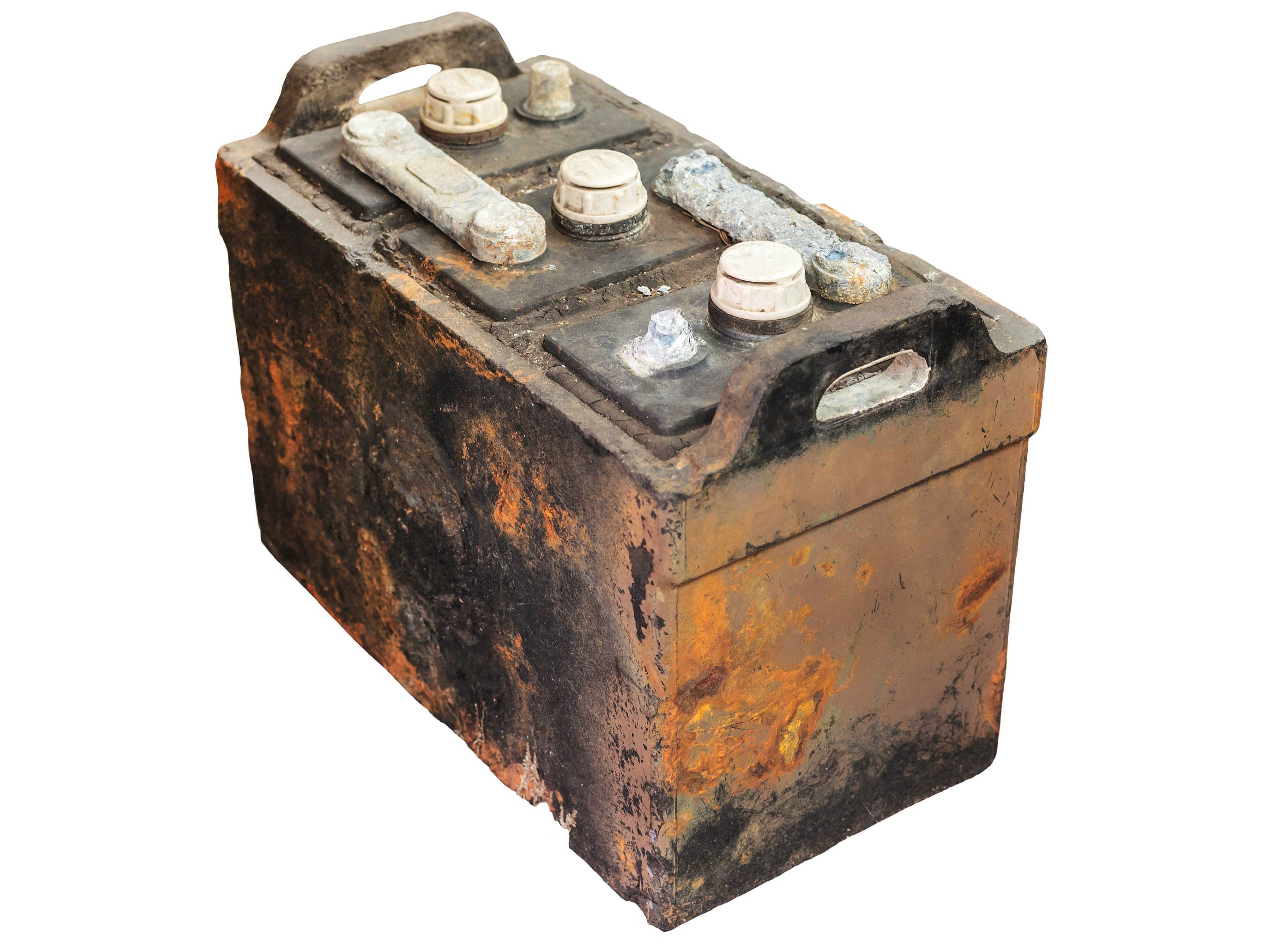 4. Dispose of your old car battery