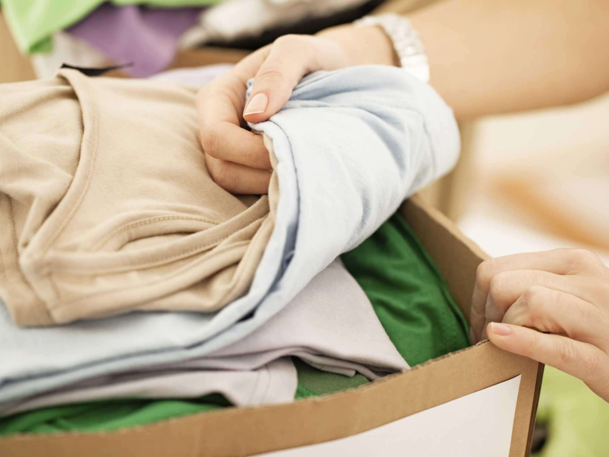 DO Prep Your Clothes