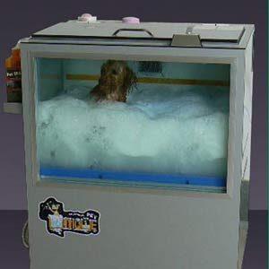 7. Dog Washing Machine