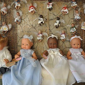 4. The Hospital de Bonecas (The Doll Hospital) - Lisbon, Portugal