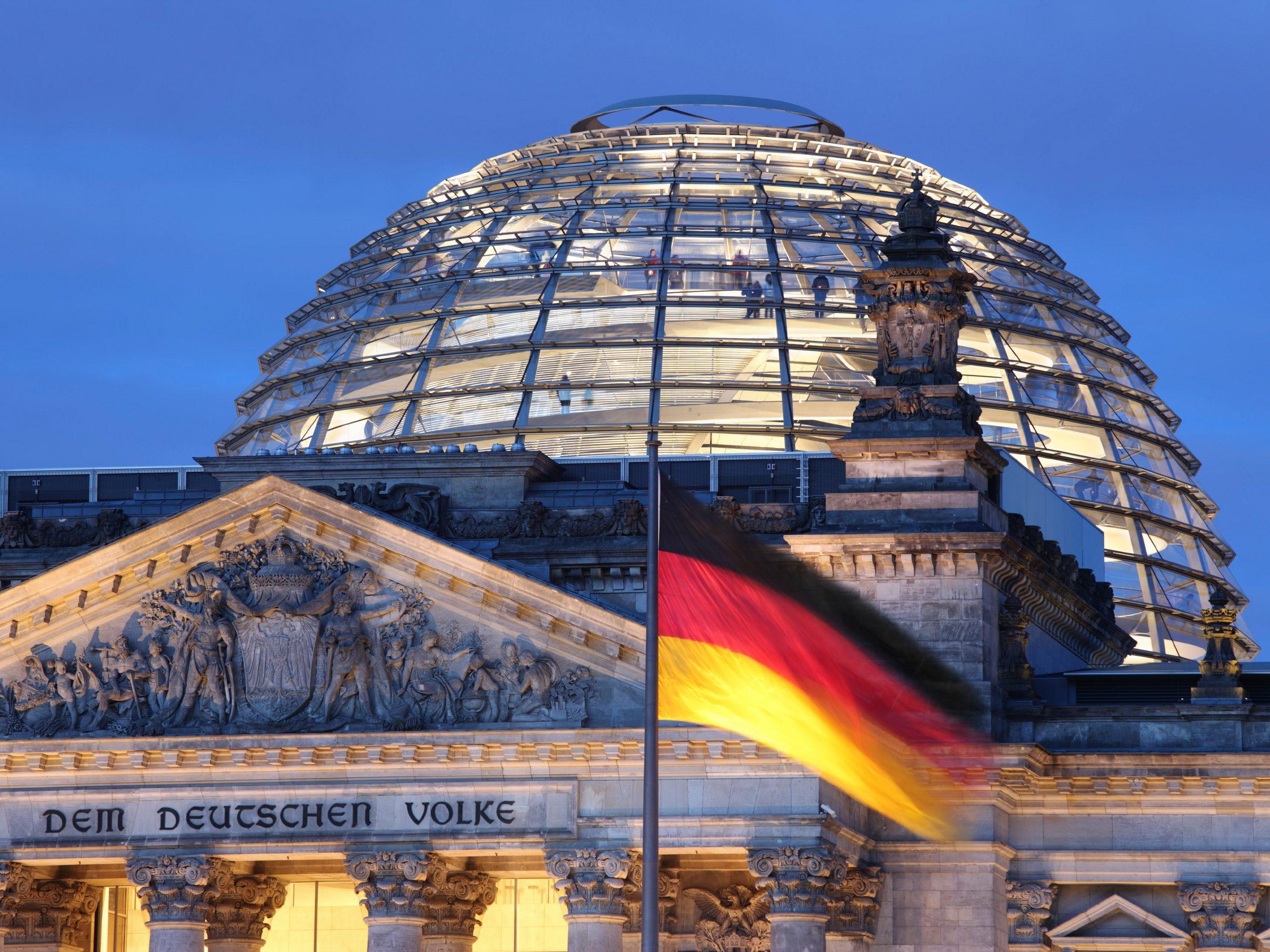 Insider Tip: Reichstag Building