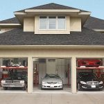 Dream Garage Tour: Double-Decker Car Storage