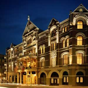 2. Haunted Hotels: The Driskill Hotel, Austin, Texas