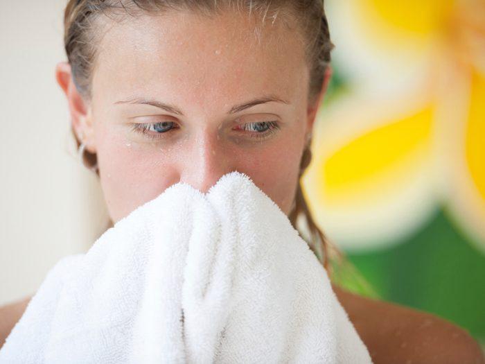 1. Exfoliate Your Skin