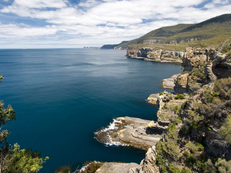 Natural Wonder: Eaglehawk Neck, Tasmania