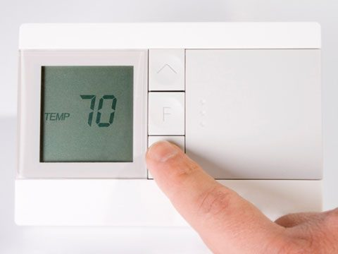 Keep Your Thermostat Set Above 18°C in the Winter