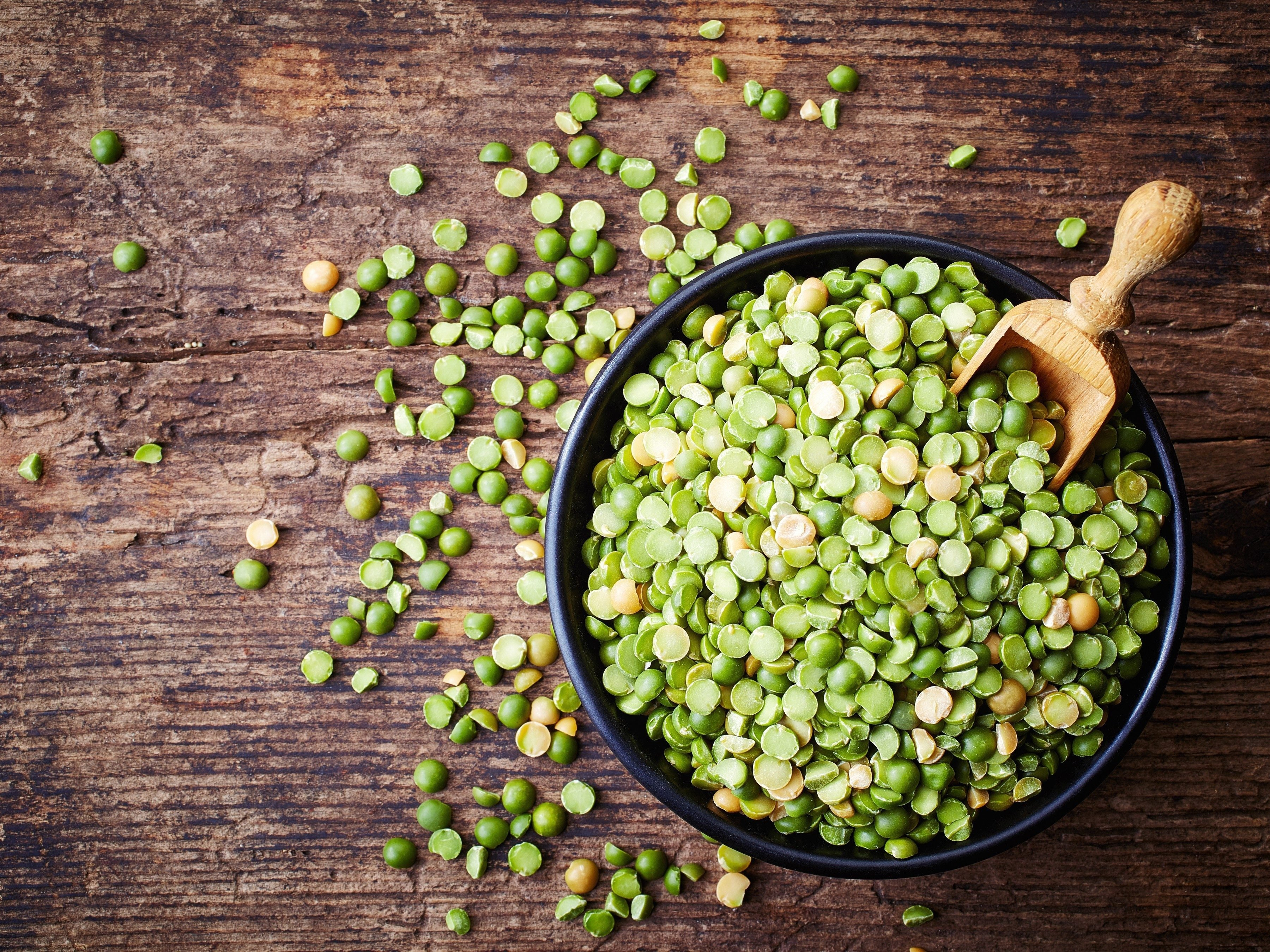 13. Include beans or peas in four of your dishes every week.