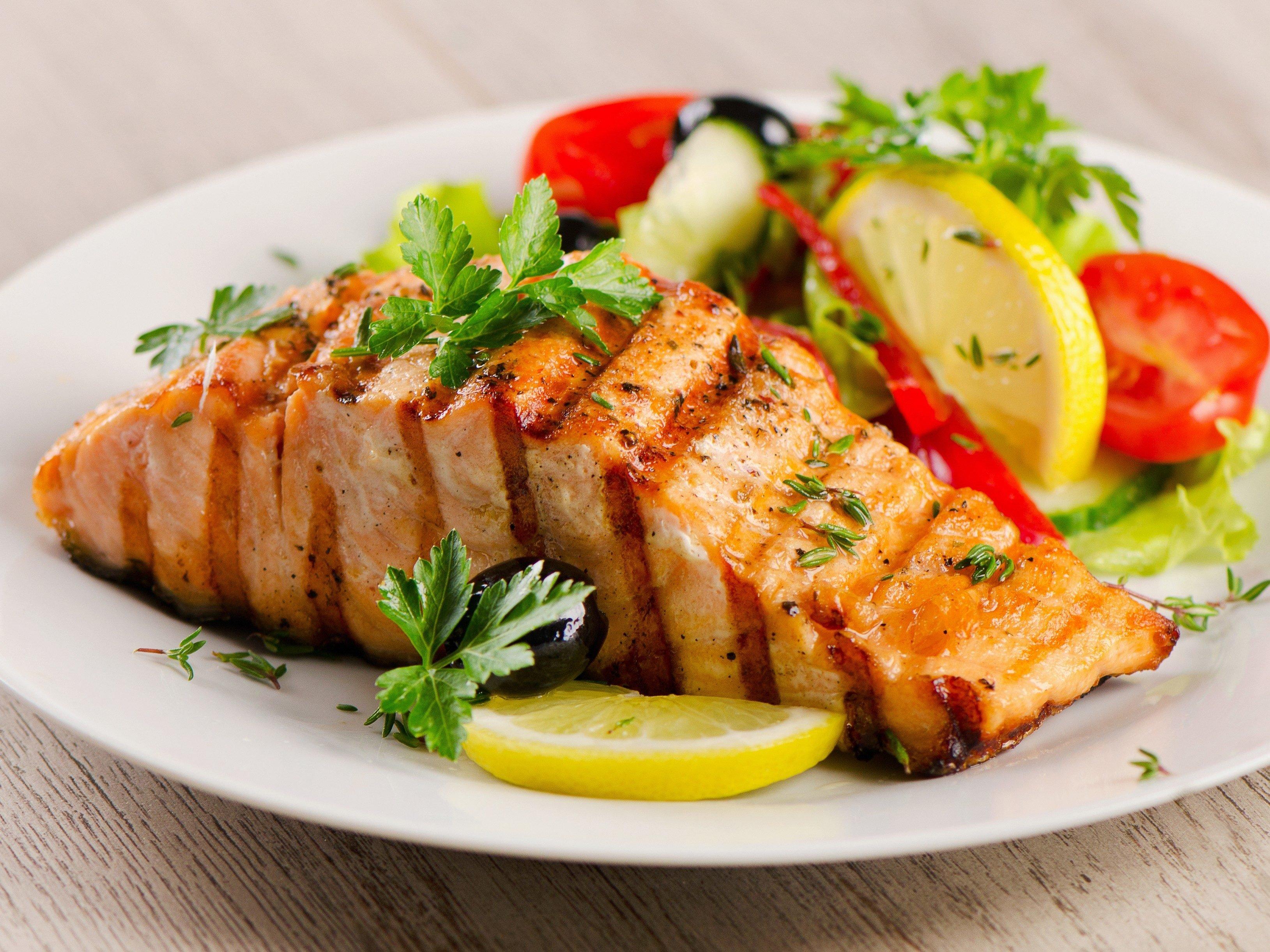 4. Stop eating fish