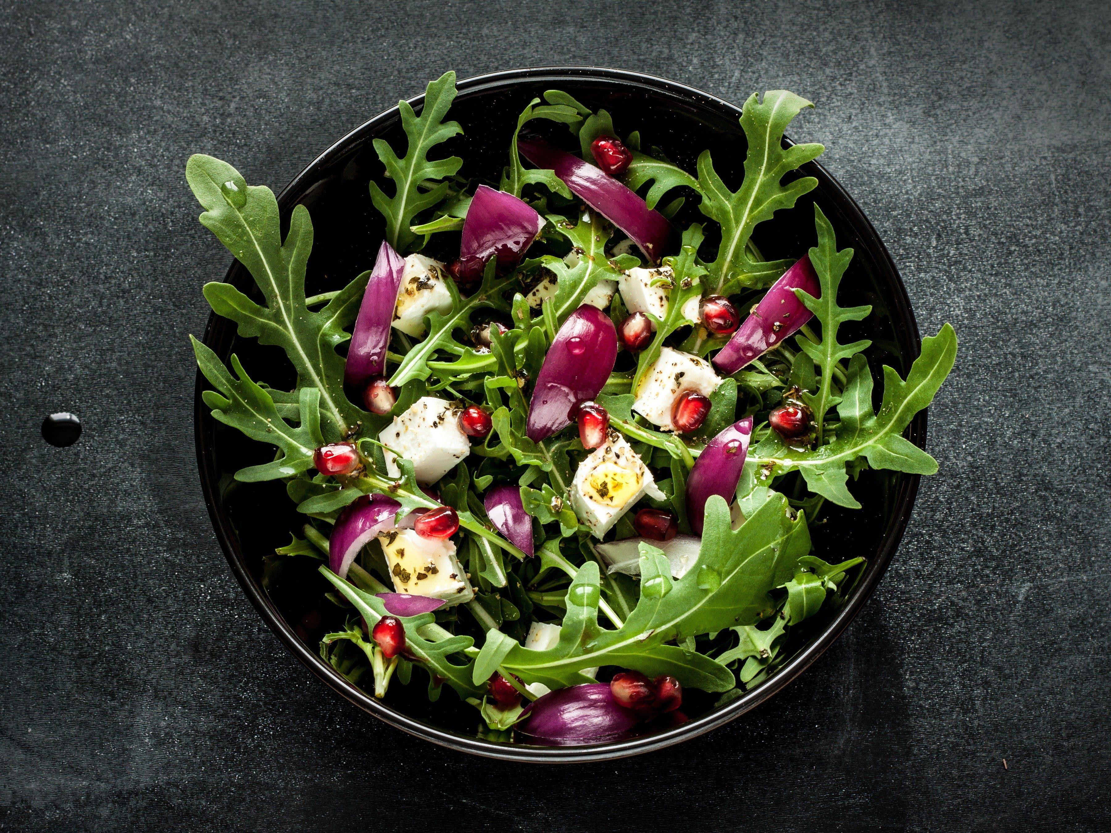 6. European-Style Salad