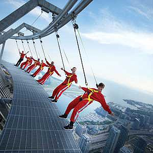 10. Strange Places in Canada: Canada's Tallest Structure, Toronto, Ontario