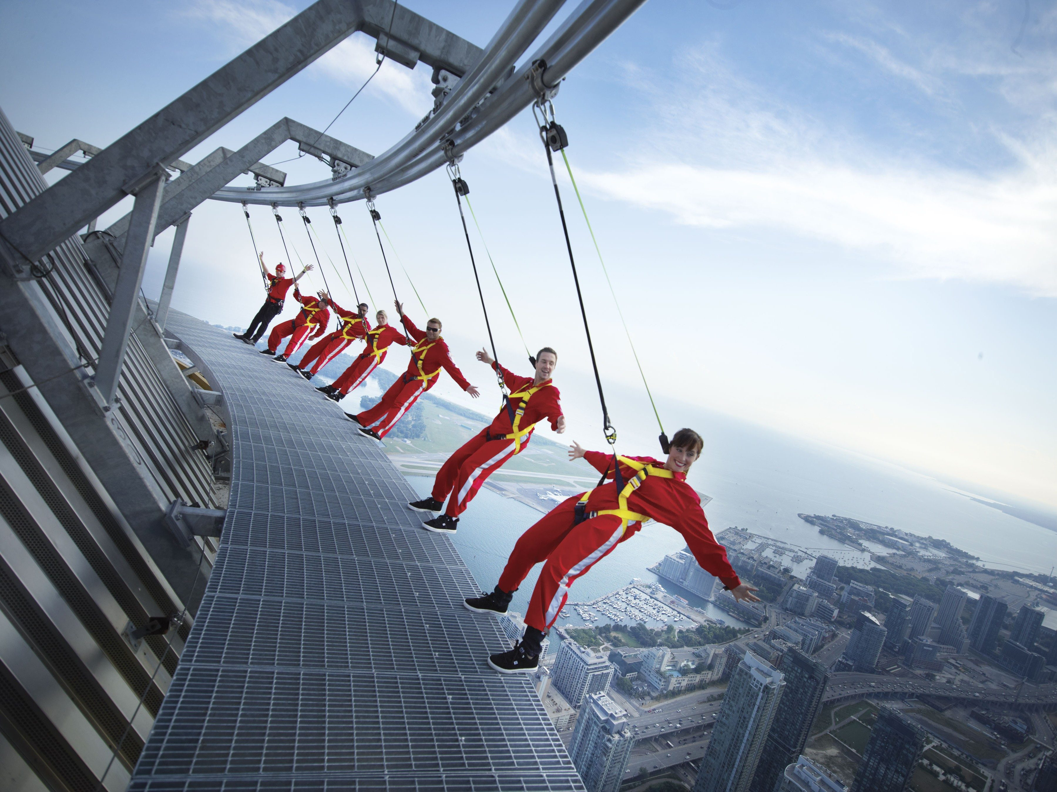2. CN Tower EdgeWalk