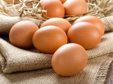 Oiled Eggs
