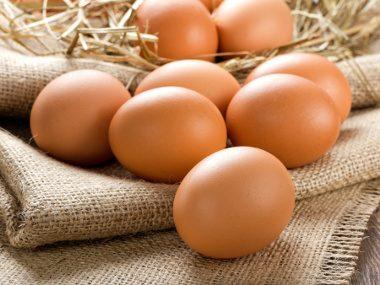 Oiled Eggs