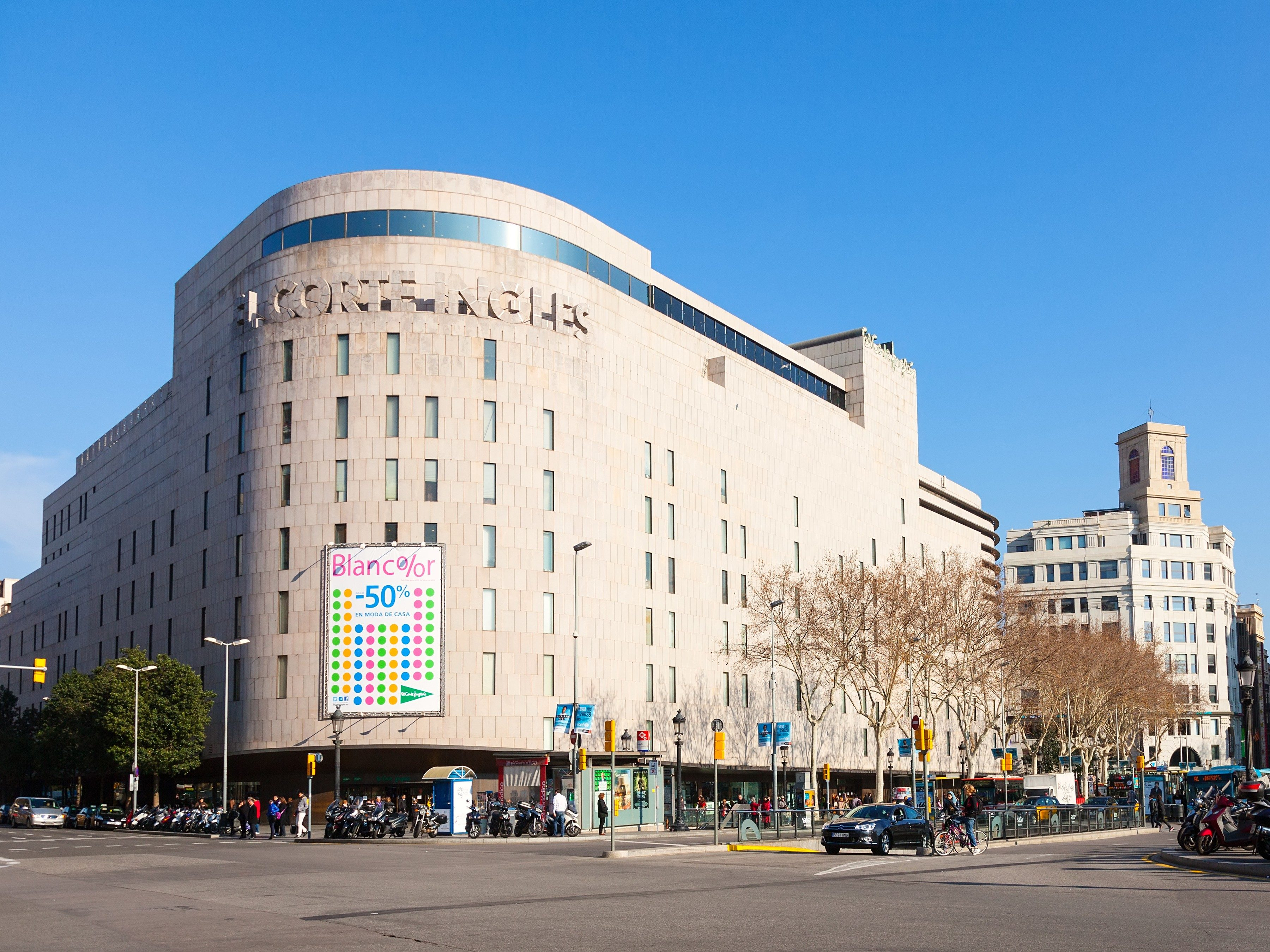 10 greatest department stores in the world - Entradas elcorte ingles ...